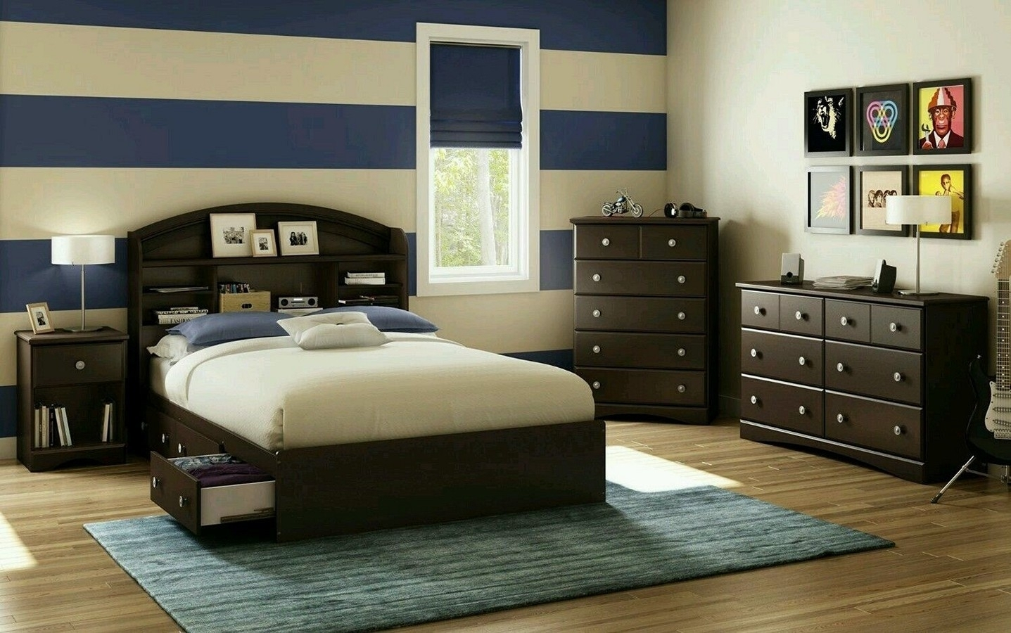 Young Adult Men Bedroom Ideas — Randolph Indoor and Outdoor Design